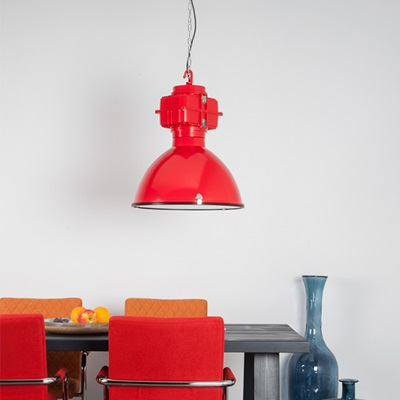VIC CEILING LIGHT in Industrial Style