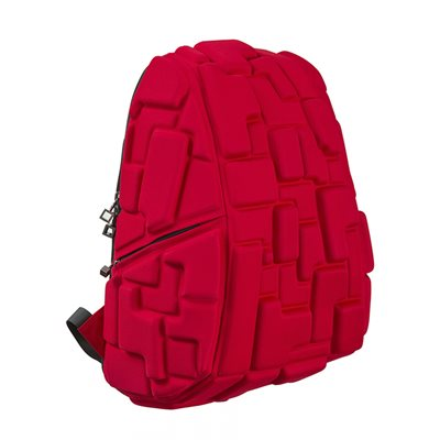 MADPAX BLOK BACKPACK in Fire Red