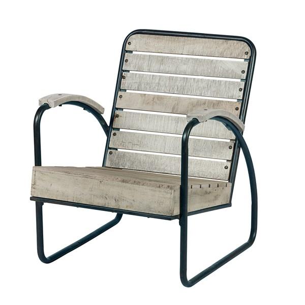 Relax Wooden Armchair