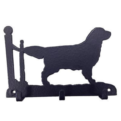 KEY RACK WITH 3 HOOKS in Retriever Design