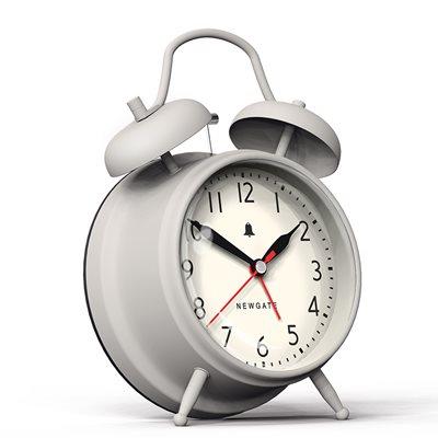 NEWGATE COVENT GARDEN Alarm Clock in Grey