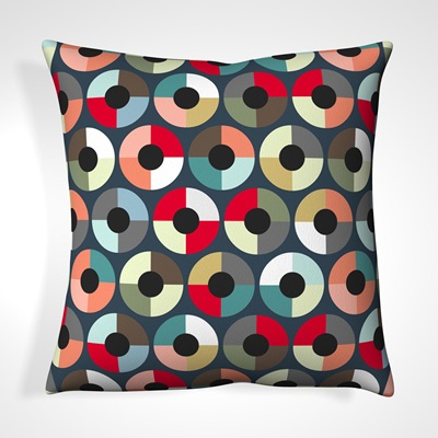 CUSHION in Retro Target Design