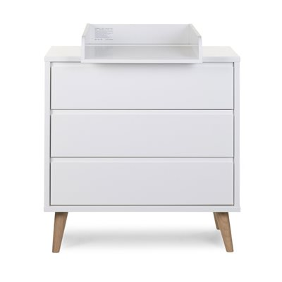 RETRO RIO CHEST OF DRAWERS with Changing Unit