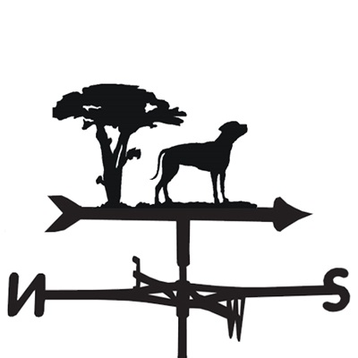WEATHERVANE in Rhodesian Ridgeback Design