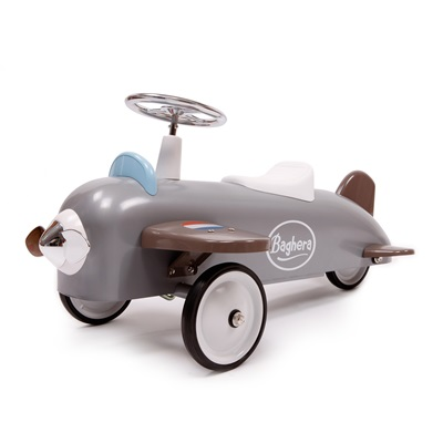 SPEEDSTER RIDE ON TOY PLANE CAR by Baghera