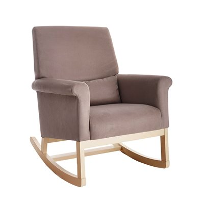 OLLI ELLA RO KI ROCKER NURSERY CHAIR in Musk