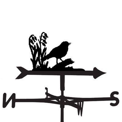 WEATHERVANE in Robin Design