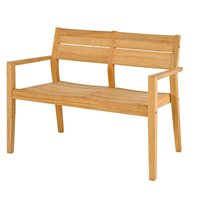 ROBLE 4FT GARDEN BENCH by Alexander Rose