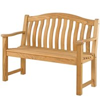 ROBLE TURNBERRY 4FT GARDEN BENCH by Alexander Rose