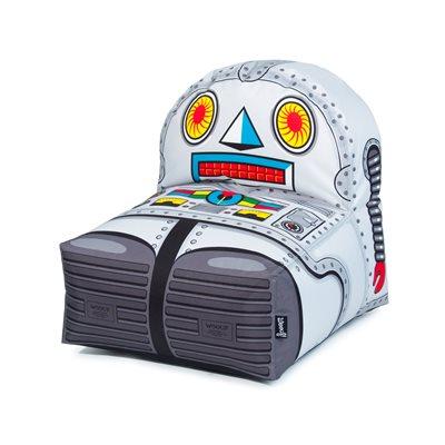 KIDS ROBOT BEAN BAG by Woouf
