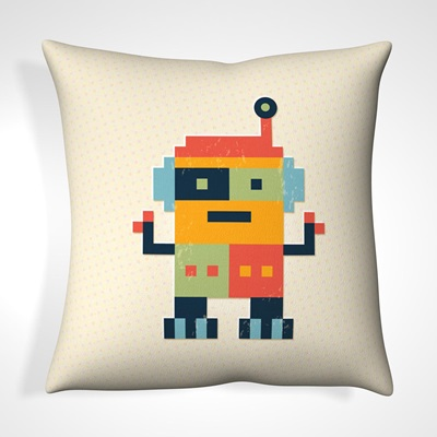 CUSHION in Pixel Robot Design