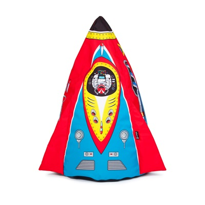 ROCKET KIDS BEAN BAG by Woouf