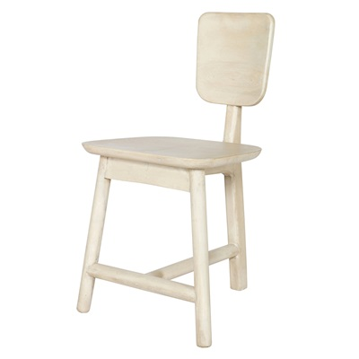 ROOST SCANDI STYLE DINING CHAIR in Natural Wood