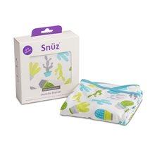 Snuz Swaddle Baby Blanket In Cloud Nine Snuzpod Cuckooland