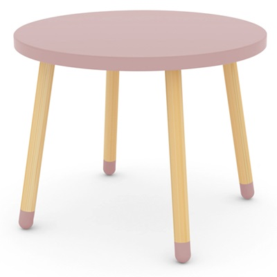 FLEXA KIDS PLAY TABLE in Rose Pink