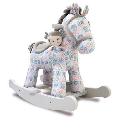 ROSIE & MAE ROCKING HORSE