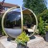 Ornate Gardens Revolving Sphere Summerhouse