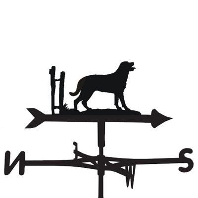 WEATHERVANE in Rottweiller Design