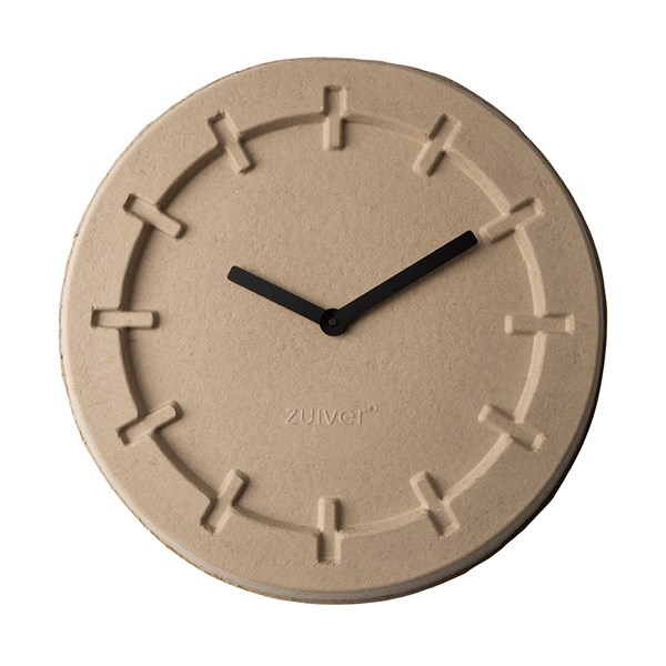 Zuiver Pulp Round Time Clock