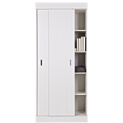ROW CABINET in White