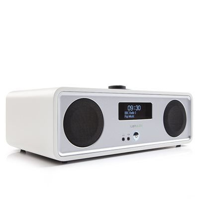 RUARK AUDIO R2 MK3 MUSIC STREAMING SYSTEM in White
