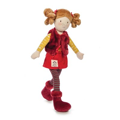 RAGTALES RUBY RAG DOLL