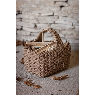 RUSH KINDLING & LOG BASKET