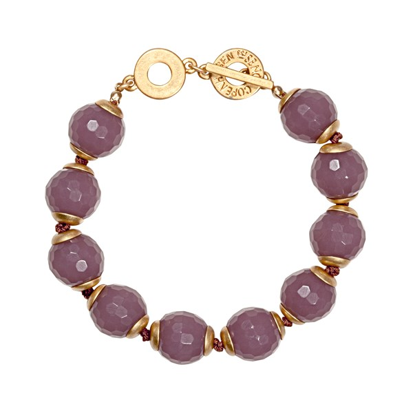 SENCE COPENHAGEN Twilight Bracelet with Grade A Cut Glass
