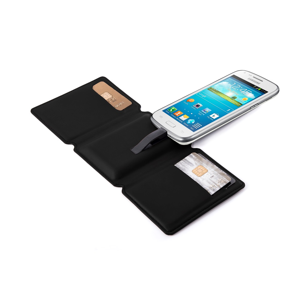 Electronic Phone Chargers For Androids seyvr phone charging wallet for android in black cuckooland mens microusb black
