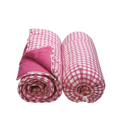 KIDS SLEEPING BAG in Candy Pink by Win Green