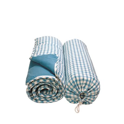 KIDS SLEEPING BAG in Sky Blue by Win Green