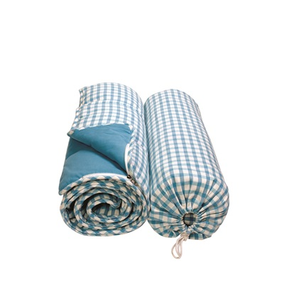 KIDS SLEEPING BAG in Sky Blue by Win Green