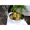 STAINLESS STEEL Olive Bowl & Spoon Set