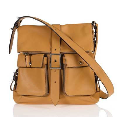 SUGARJACK Gabi Baby Changing Bag in Tan