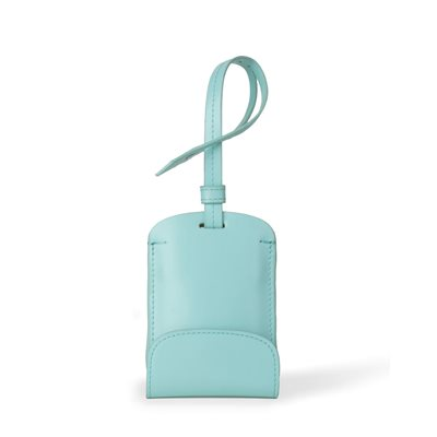 SULAN Fashion Bag Tag Smartphone Charger in Mint