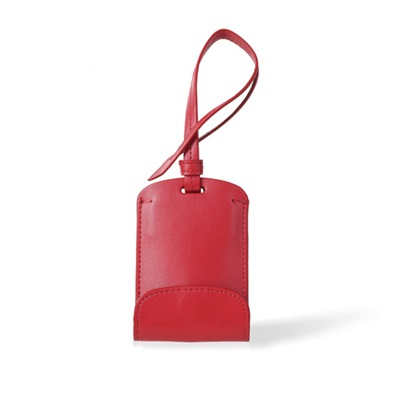 SULAN Classic Bag Tag Smartphone Charger in Red