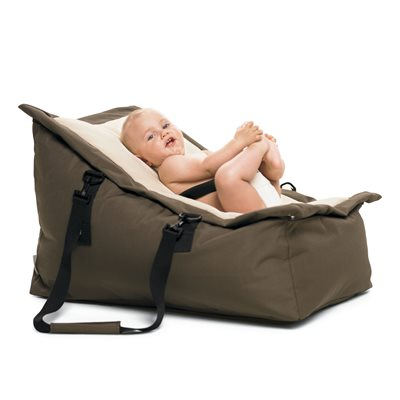 SWEDISH Bean Bag Baby and Toddler Lounger