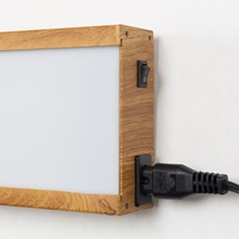 Saber-Light-Box-Oak-Frame.jpg