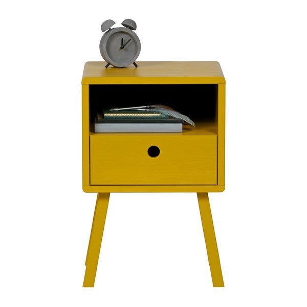 Sammie Kids Bedside Table by Woood