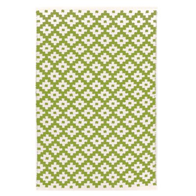INDOOR OUTDOOR SAMODE RUG in Sprout & Ivory
