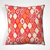 Large Scatter Cushions in Red
