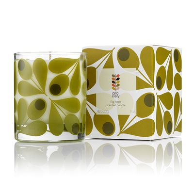 ORLA KIELY Scented Candle in Acorn Fig Tree