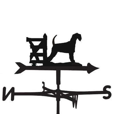 WEATHERVANE in Schnauzer Design