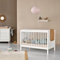 Oliver Furniture Oliver Furniture Seaside Lille+ 5 in 1 Cot Bed