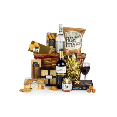 SEASON'S GREETINGS Luxury Christmas Hamper