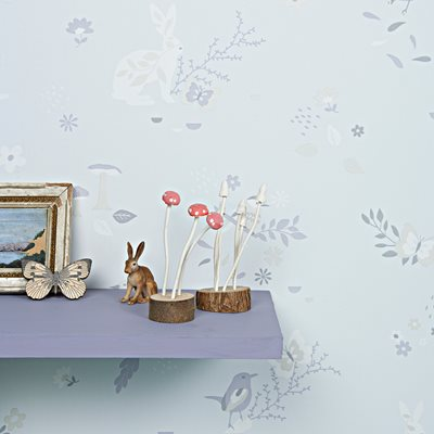 KIDS WALLPAPER Secret Garden in Moonbeam