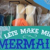 Children Lets Make a Mini Mermaid Kit