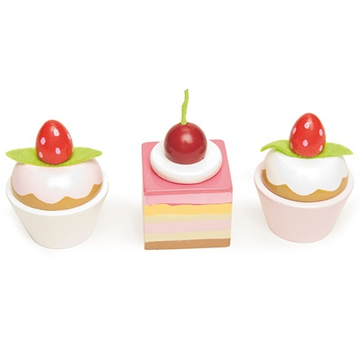 LE TOY VAN HONEYBAKE PETITS FOURS CAKE SET