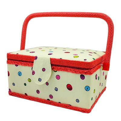BUTTONBAG SEWING BASKET