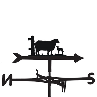 WEATHERVANE in Sheep Design
